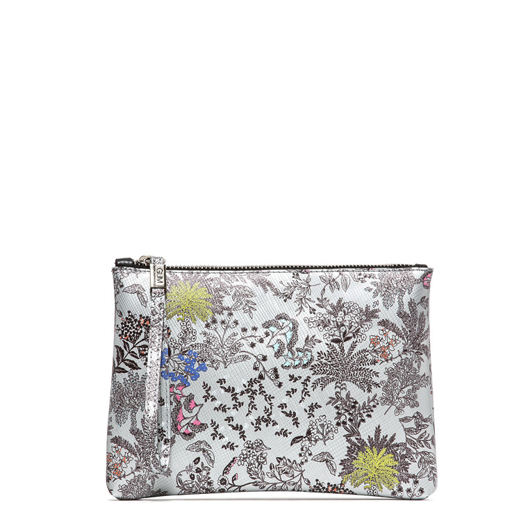 GUM NUMBERS CLUTCH BAG MEDIUM