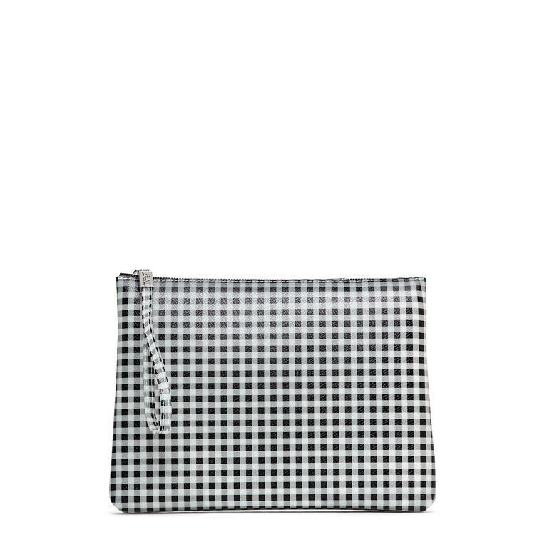 GUM NUMBERS CLUTCH BAG MEDIUM-LARGE