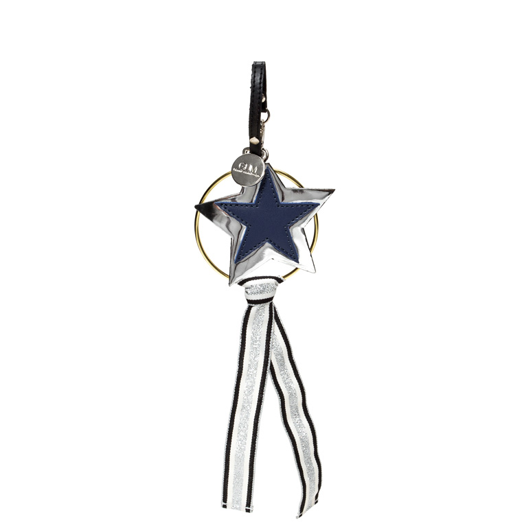 GUM KEY RING WITH STAR