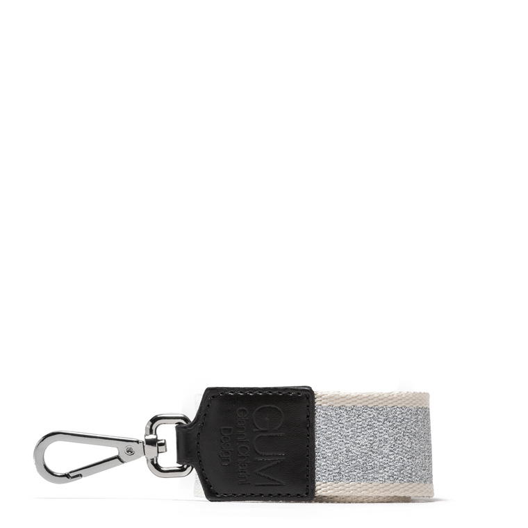 GUM FIXED-SIZE SHOULDER STRAP WITH LUREX