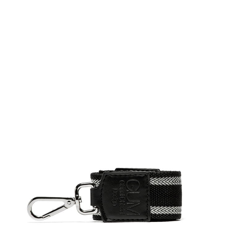 GUM FIXED-SIZE SHOULDER STRAP WITH STRIPES