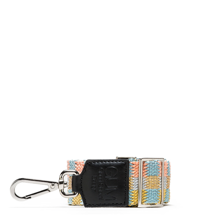 GUM ADJUSTABLE SHOULDER STRAP WITH CHECK PATTERN