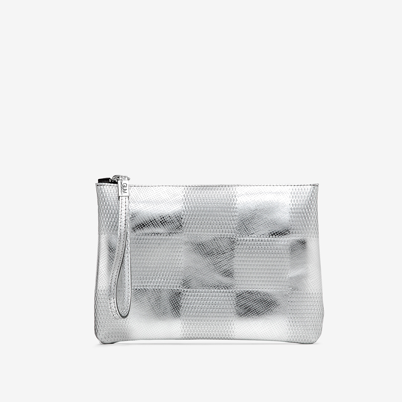 GUM: NUMBERS CLUTCH BAG MEDIUM