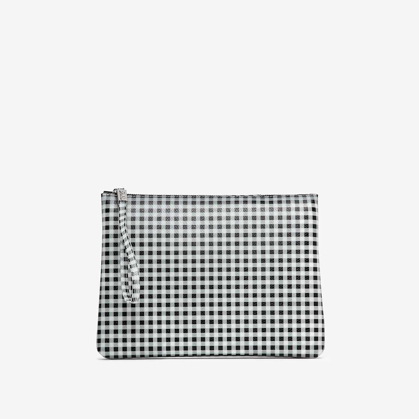 GUM: NUMBERS CLUTCH BAG MEDIUM-LARGE