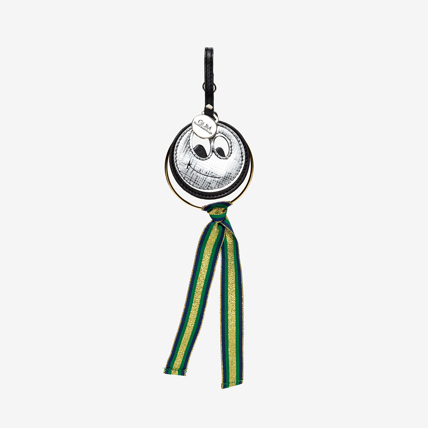 GUM: KEY RING WITH SMILE