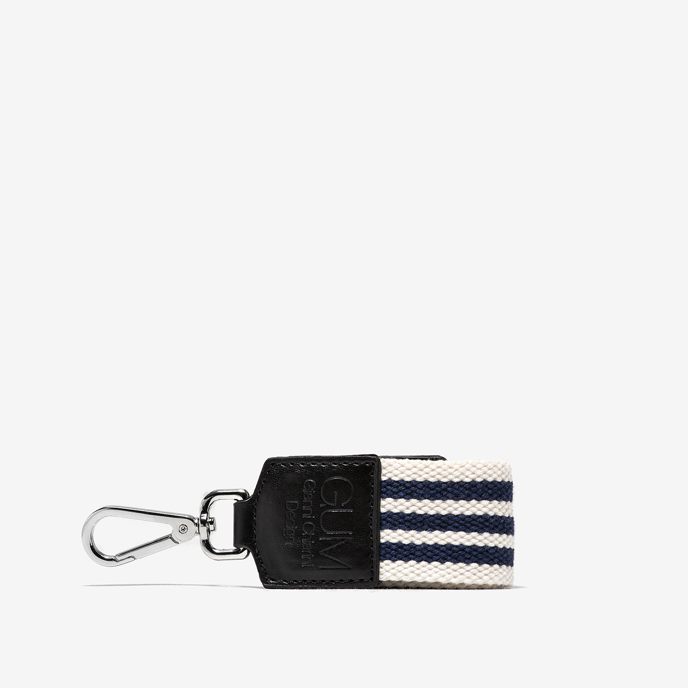 GUM: FIXED-SIZE SHOULDER STRAP WITH STRIPES