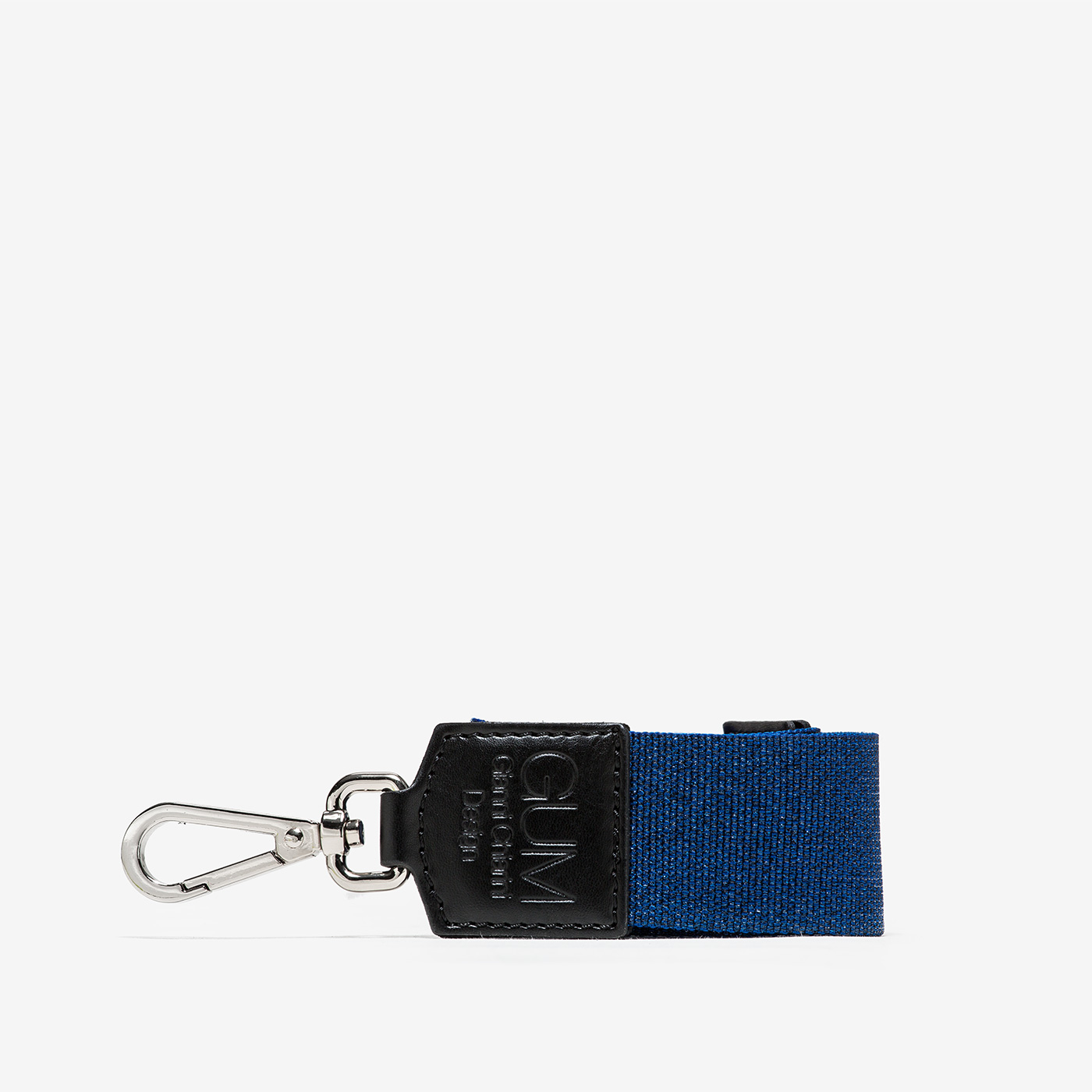 GUM: FIXED-SIZE SHOULDER STRAP IN LUREX