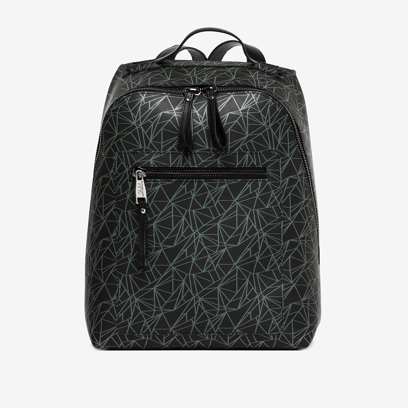 GUM: CRUSH PATTERN BACKPACK