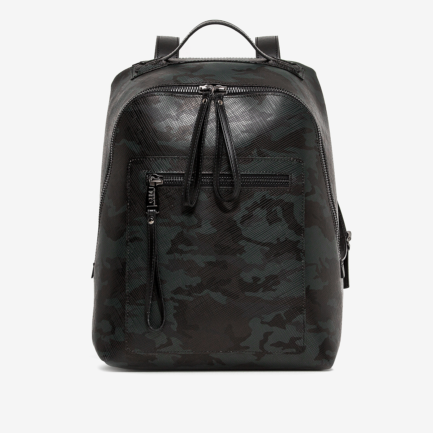 GUM: CAMOUFLAGE PATTERN BACKPACK