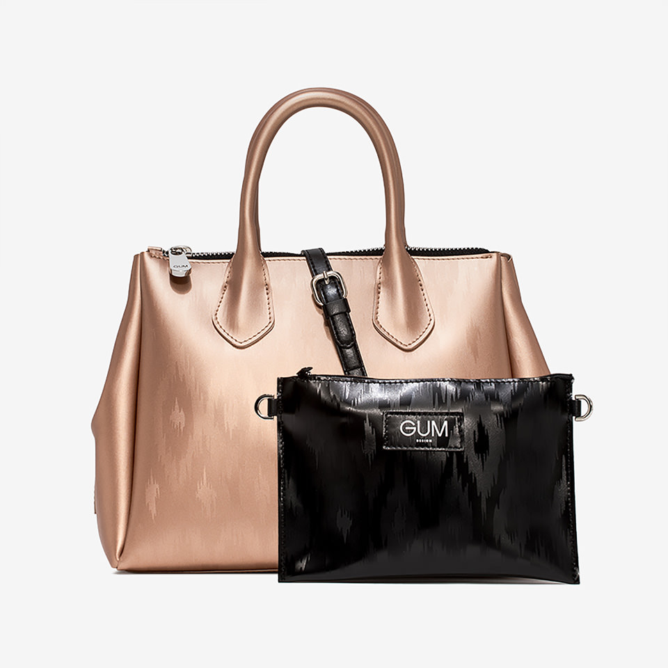GUM: MEDIUM SIZE CABANA HAND BAG