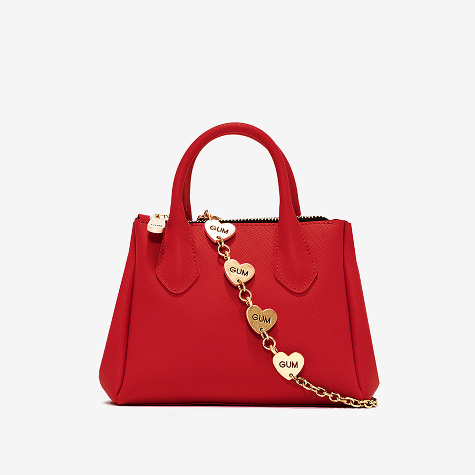 GUM: SMALL SIZE FOURTY HAND BAG