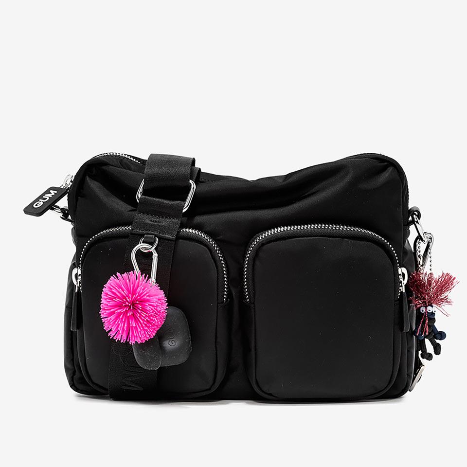 GUM: DOUBLE CAMERA BAG CROSSBODY BAG