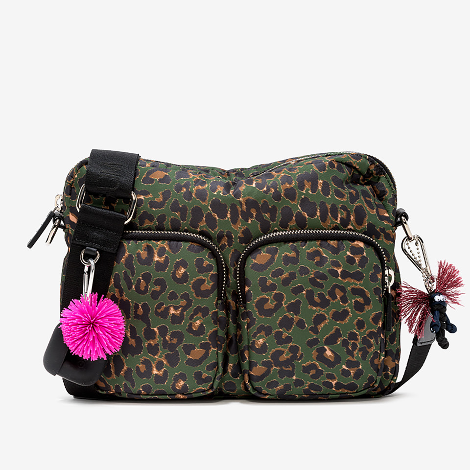 GUM: DOUBLE CAMERA BAG CROSSBODY BAG