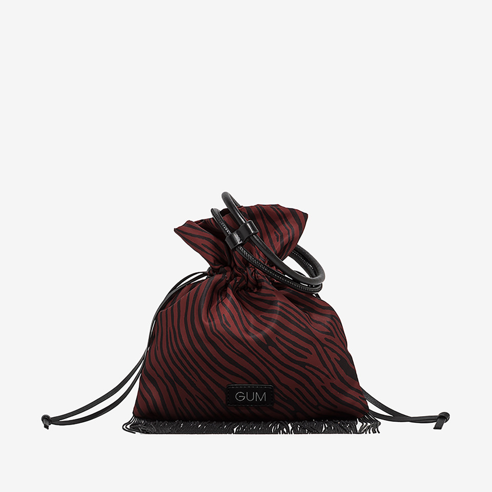 GUM: SMALL SIZE SOFT BAG CROSS-BODY BAG