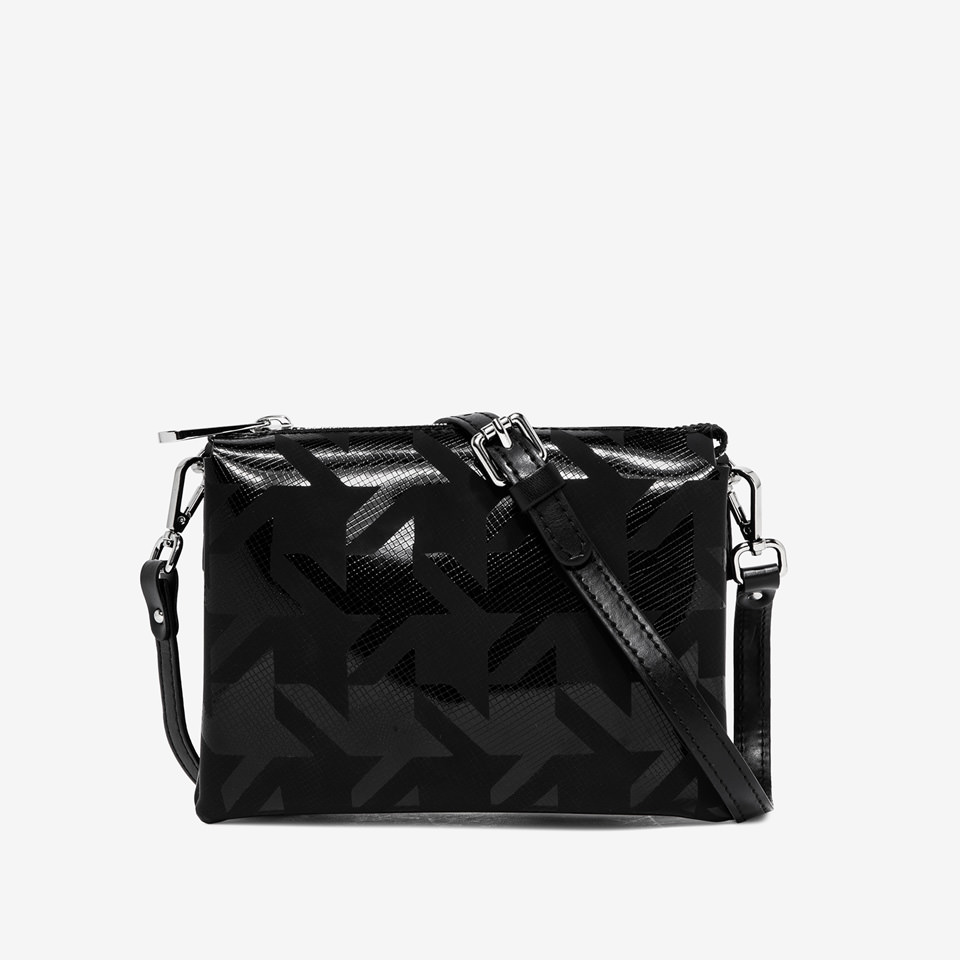 GUM: MEDIUM SIZE TWO CROSSBODY BAG