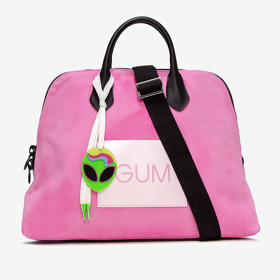 GUM: LARGE CANVAS BAG