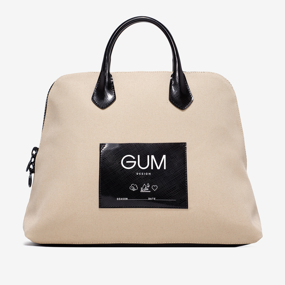 GUM: BIG CANVAS BAG