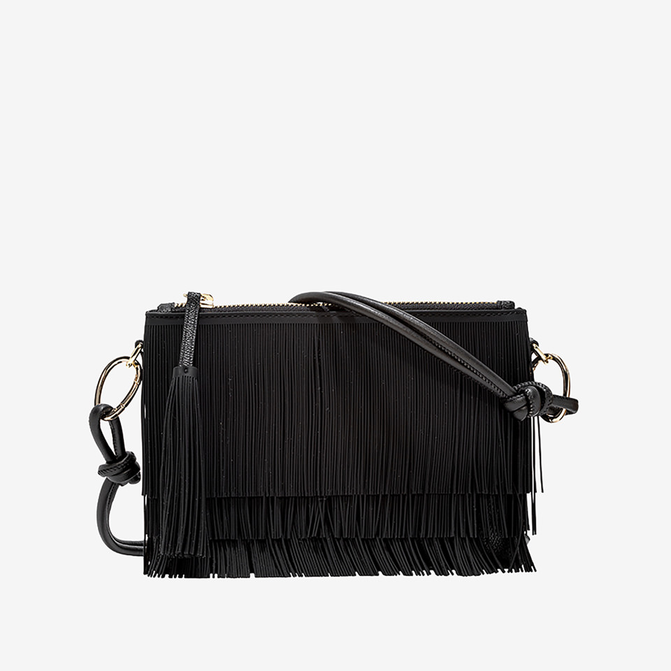 GUM: NUMBERS CLUTCH FRINGE MEDIA