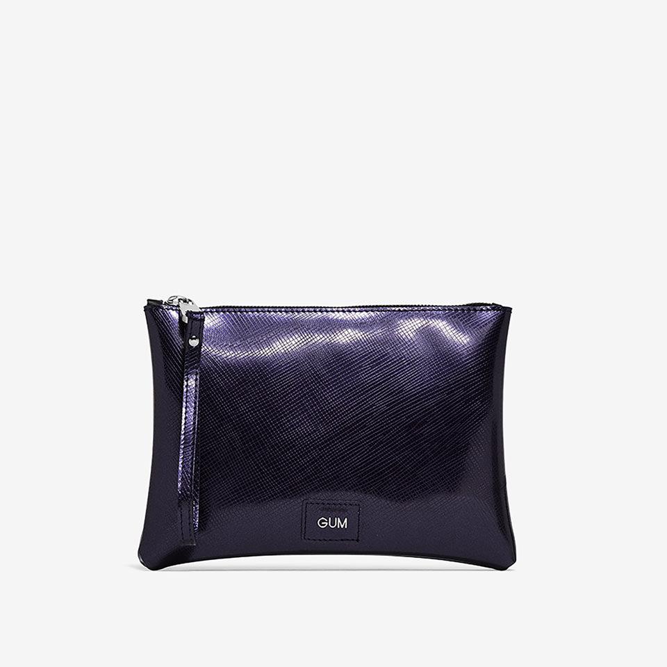 GUM: MEDIUM SIZE LOVE XMAS CLUTCH BAG