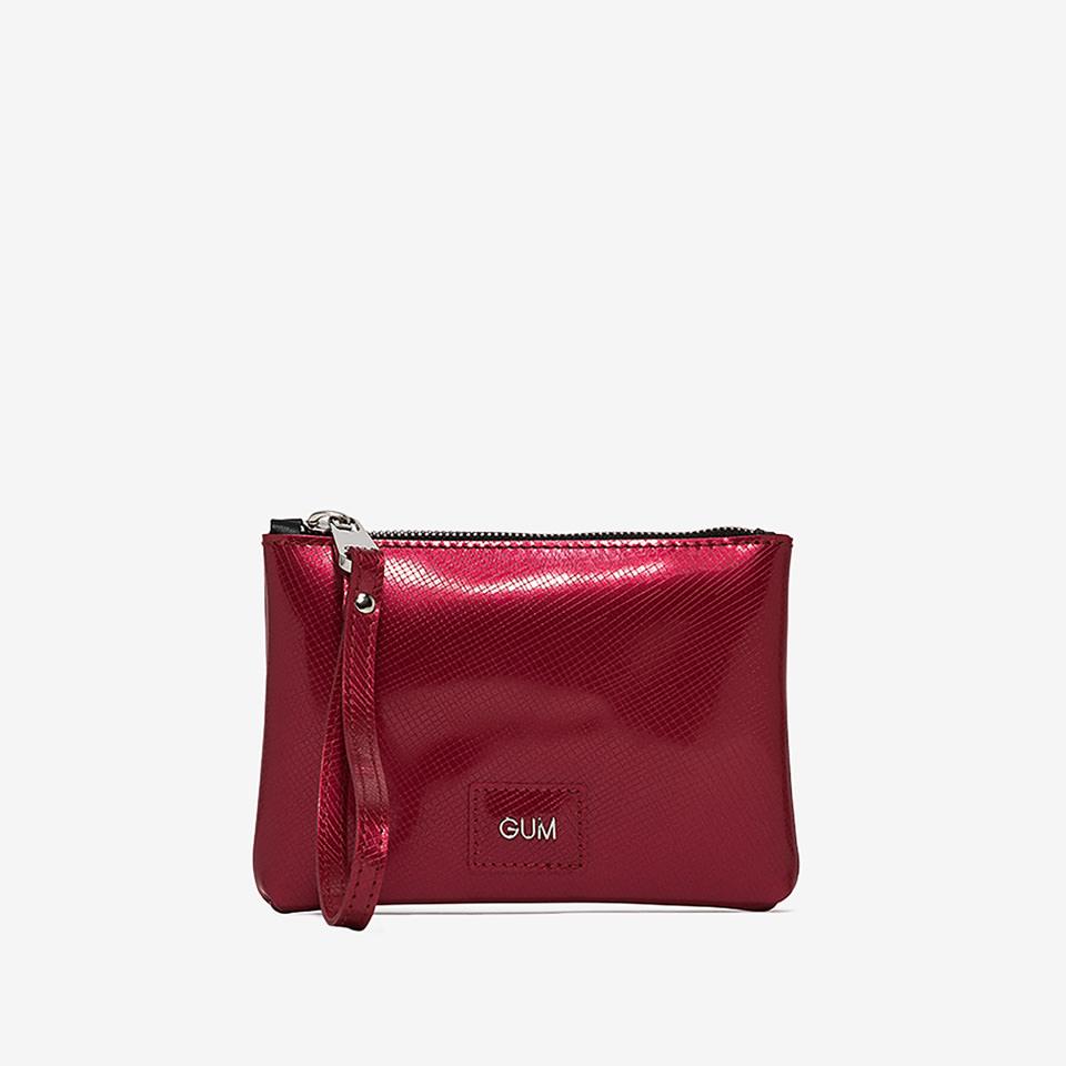 GUM: SMALL SIZE LOVE XMAS CLUTCH BAG