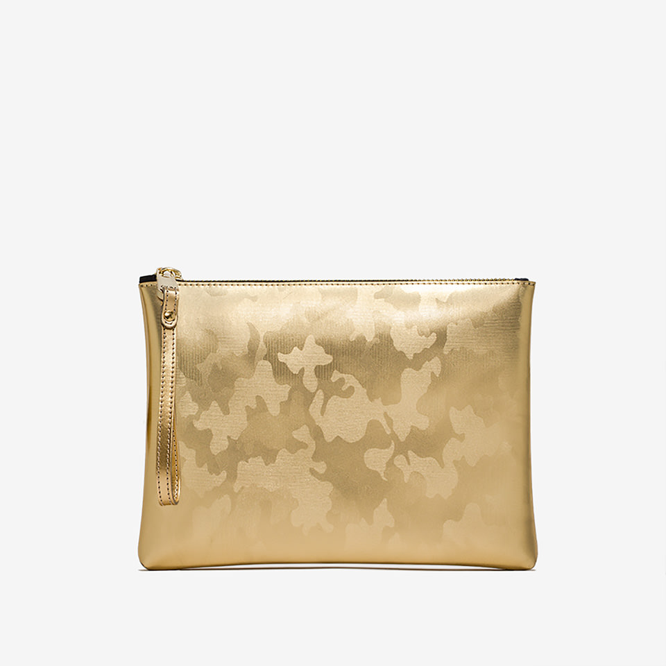 GUM: LARGE NUMBERS CLUTCH BAG