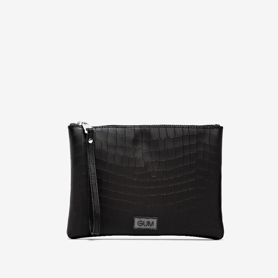 GUM: NUMBERS CLUTCH BAG