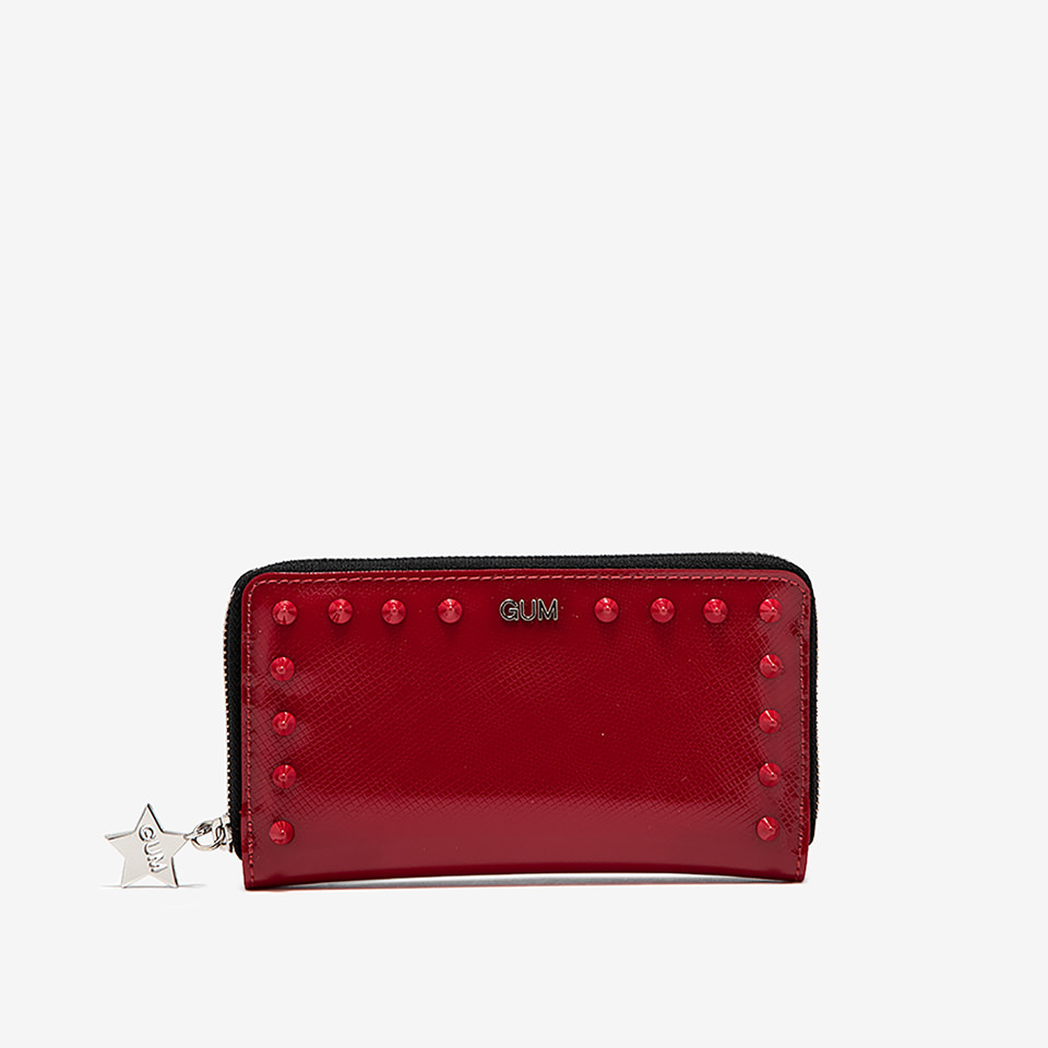 GUM: LARGE WALLET GLOSSY STUDS