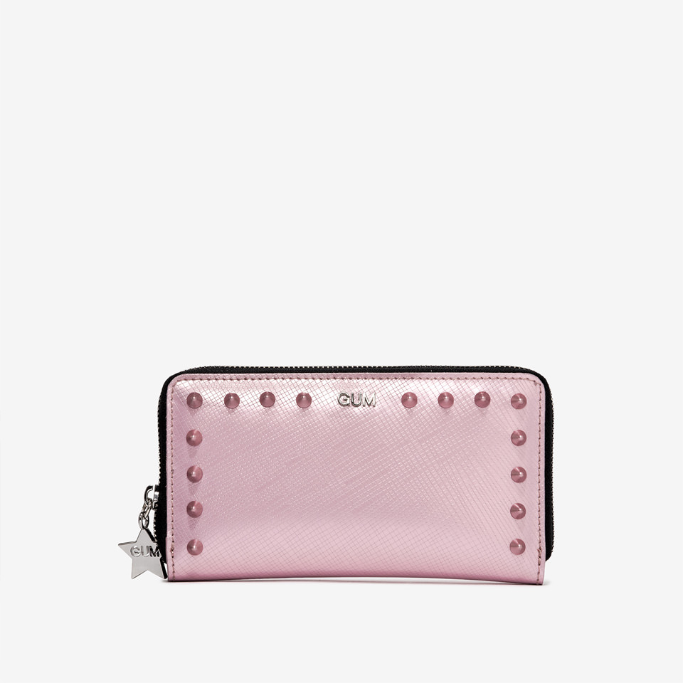 GUM: MEDIUM SIZE COLORSTUD WALLET