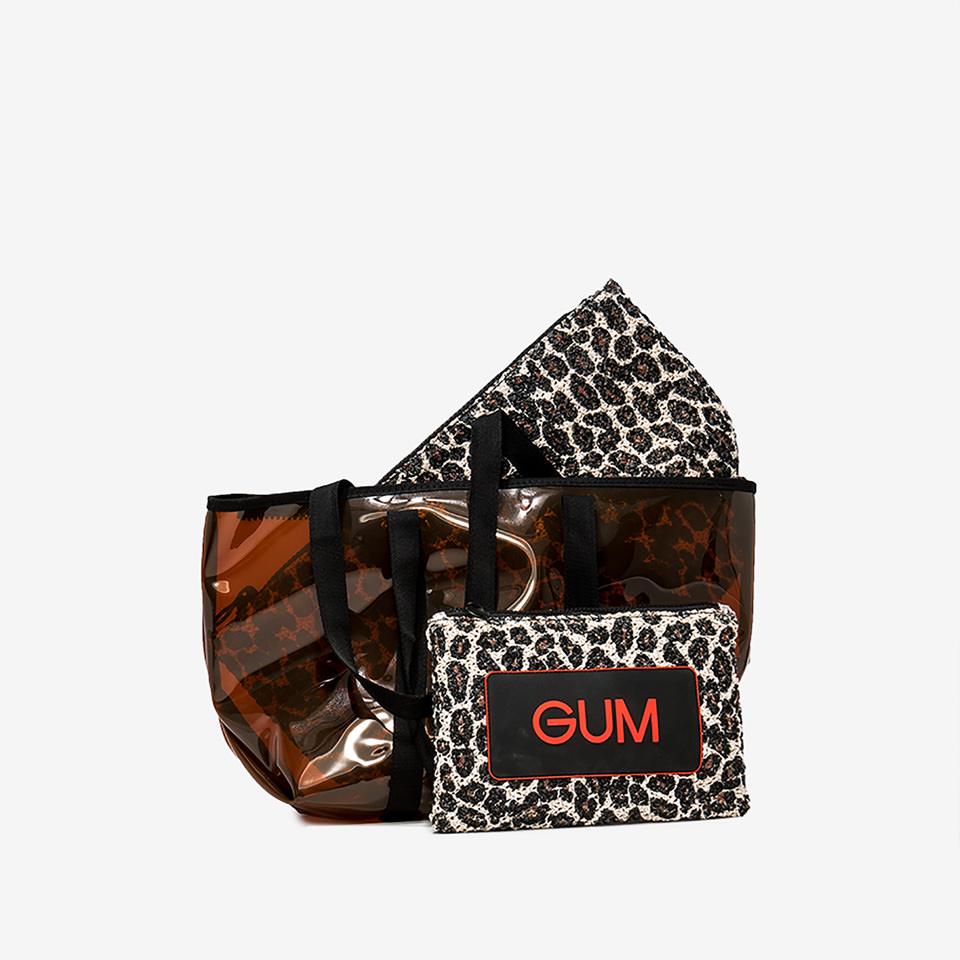 GUM: MEDIUM SIZE SHOPPER BAG