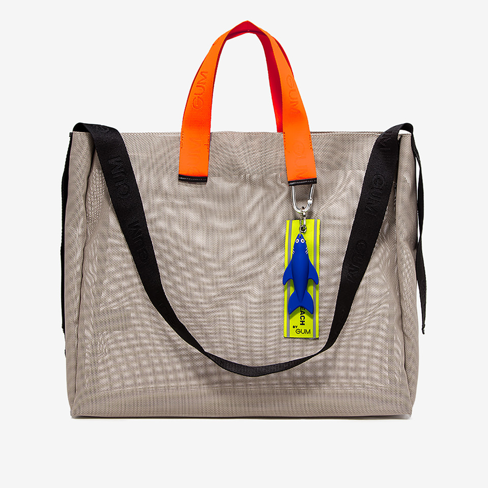 GUM: LARGE SIZE ALL YOU NEED IS BEACH SHOPPER BAG