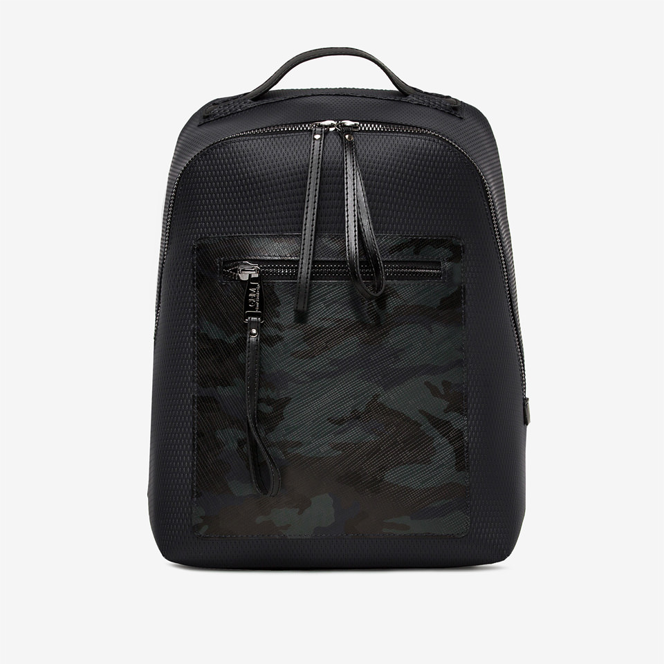 GUM: CAMO MESH PATTERN BACKPACK