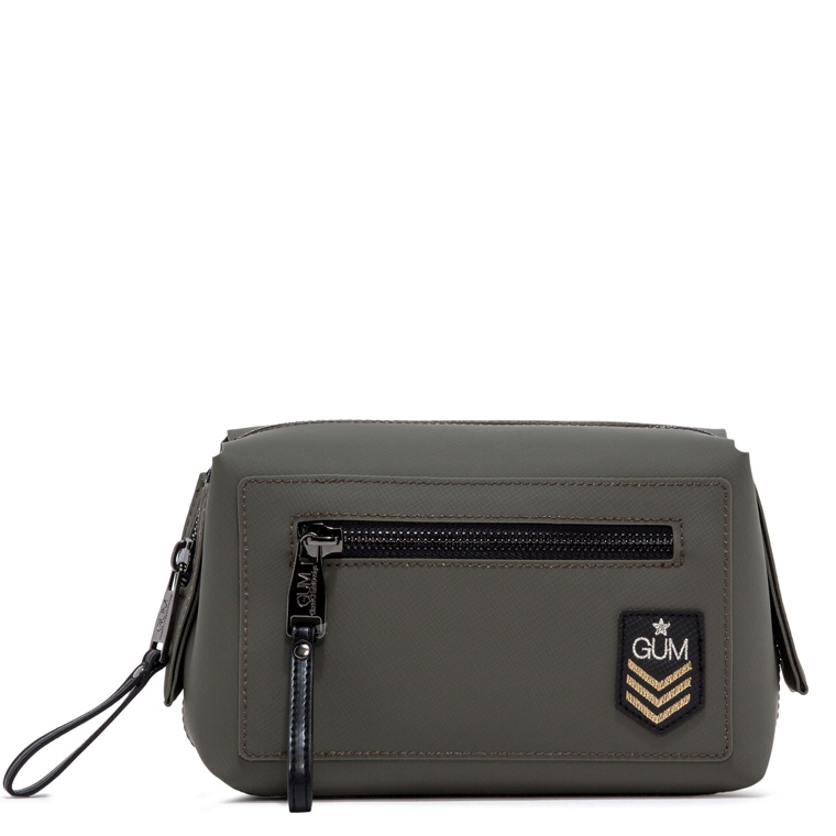 GUM MILITARY PATTERN BEAUTY CASE