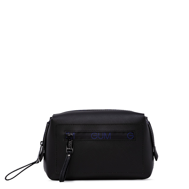 GUM BEAUTY CASE FANTASIA ZIP LOGO