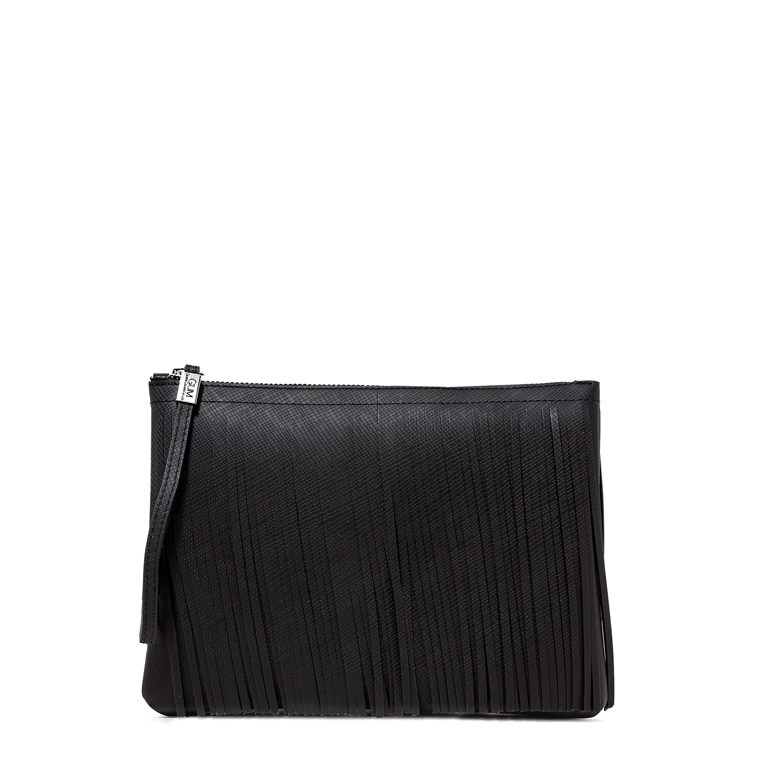 GUM NUMBERS MAXI CLUTCH BAG