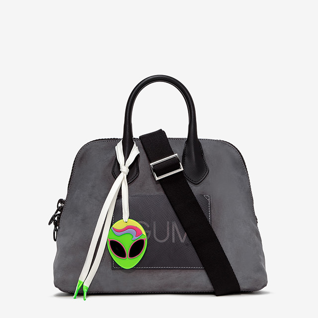 GUM MEDIUM CANVAS HANDBAG