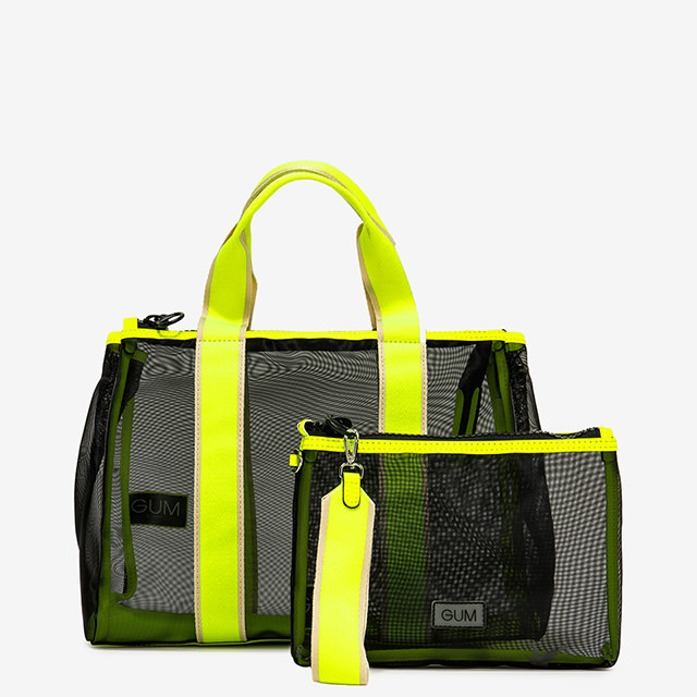 GUM MEDIUM SIZE MOSQUITOS HAND BAG