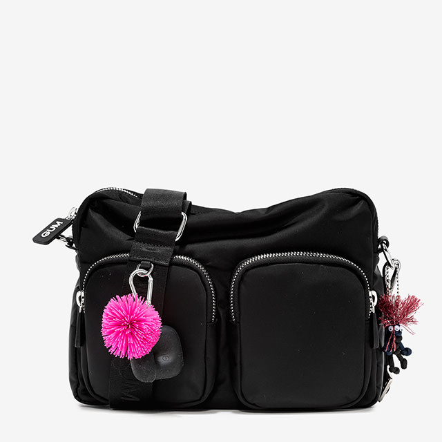 GUM DOUBLE CAMERA BAG CROSSBODY BAG
