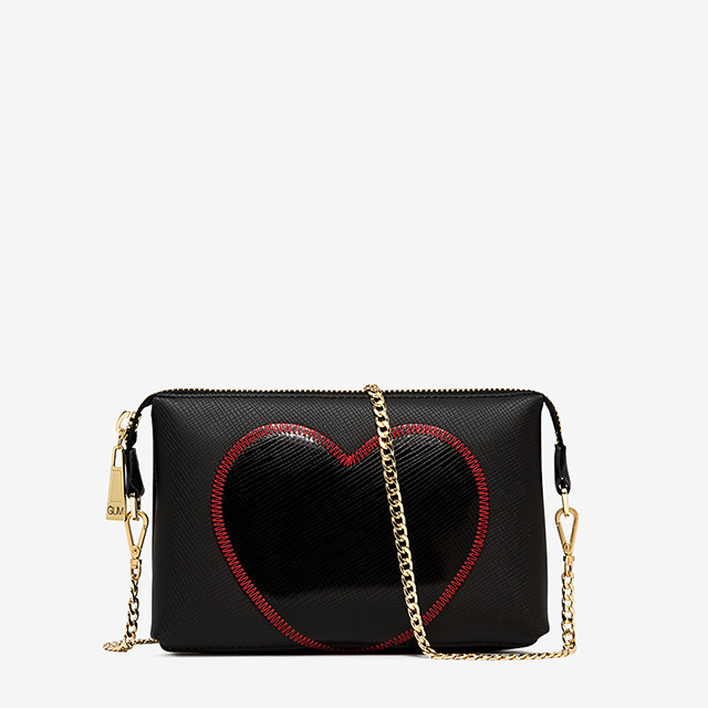 GUM MEDIUM-SIZE CROSS-BODY BAG