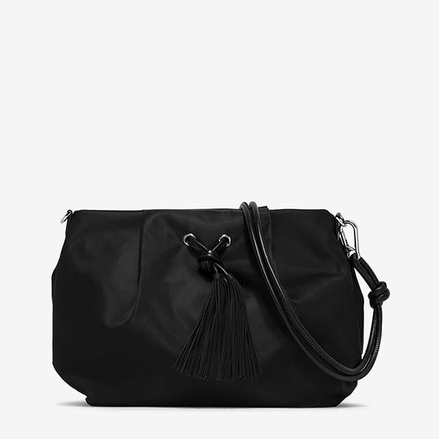 GUM: MEDIUM SIZE SOFT BAG CROSS-BODY BAG