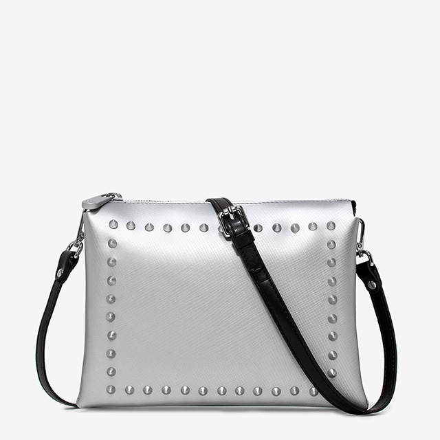 GUM: TWO LARGE-SIZE SHOULDER BAG