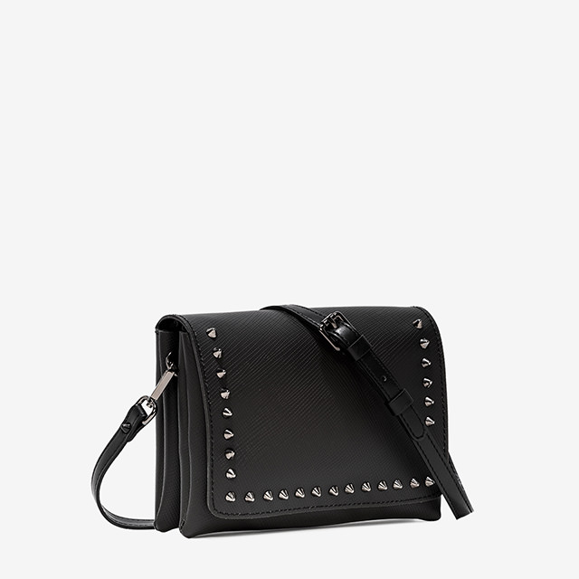 GUM MEDIUM-SIZE TWO CROSS-BODY BAG