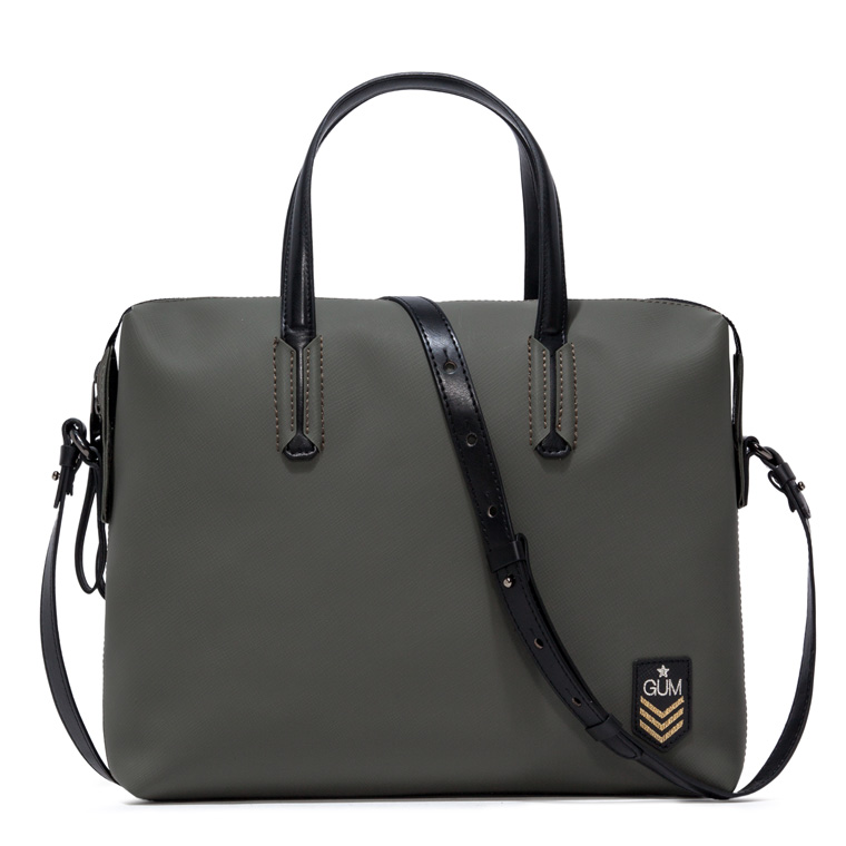 GUM MILITARY PATTERN BUSINESS BAG