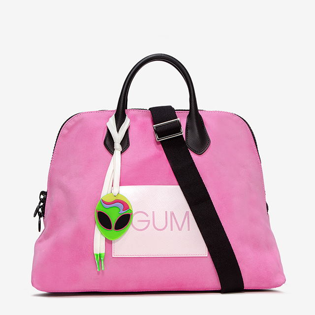 GUM LARGE CANVAS BAG