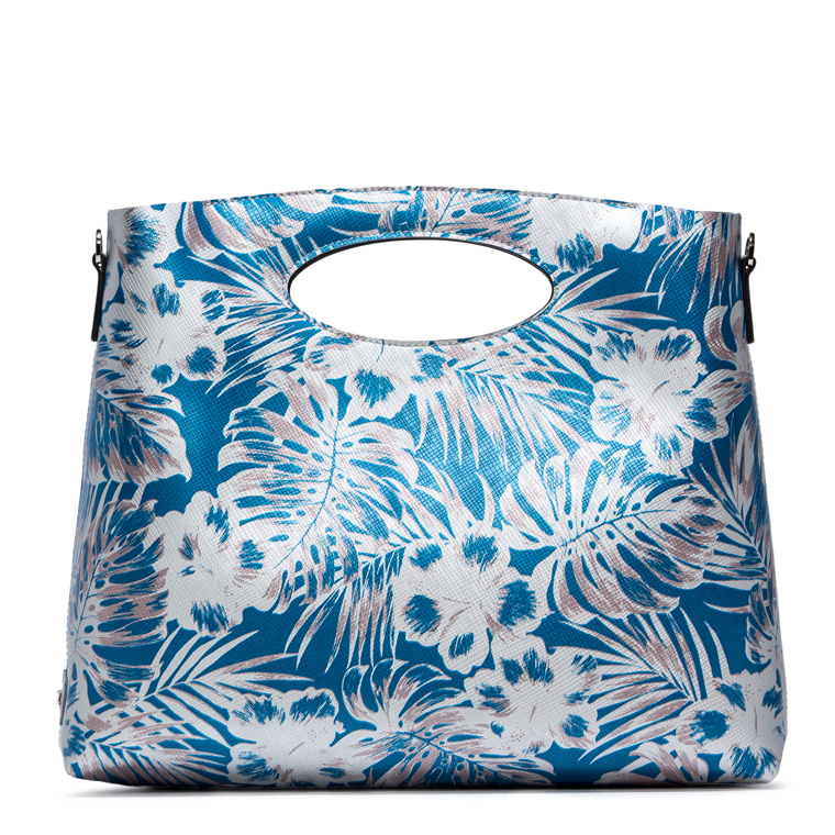 GUM SHOPPING BAG WITH HAWAII PRINT