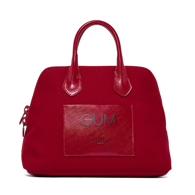 GUM: MEDIUM CANVAS BAG