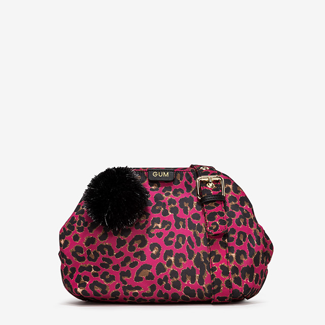 GUM CLUTCH PUFF SMALL