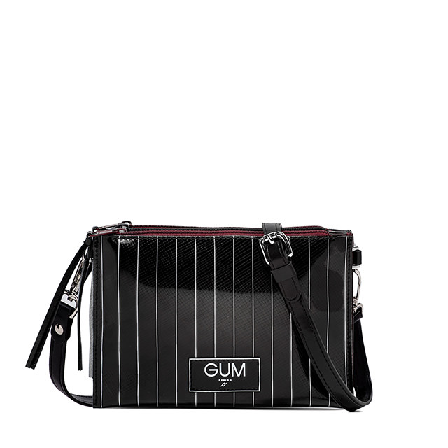 GUM: MEDIUM-SIZE MULTIPRINT HAND BAG