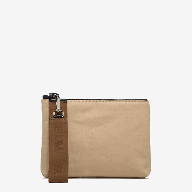 GUM MEDIUM SIZE ALL YOU NEED IS BEACH CLUTCH BAG