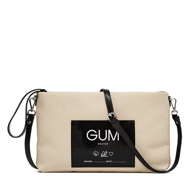 GUM POCHETTE CANVAS  MEDIA