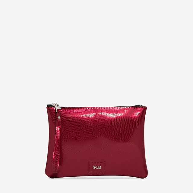 GUM MEDIUM SIZE LOVE XMAS CLUTCH BAG